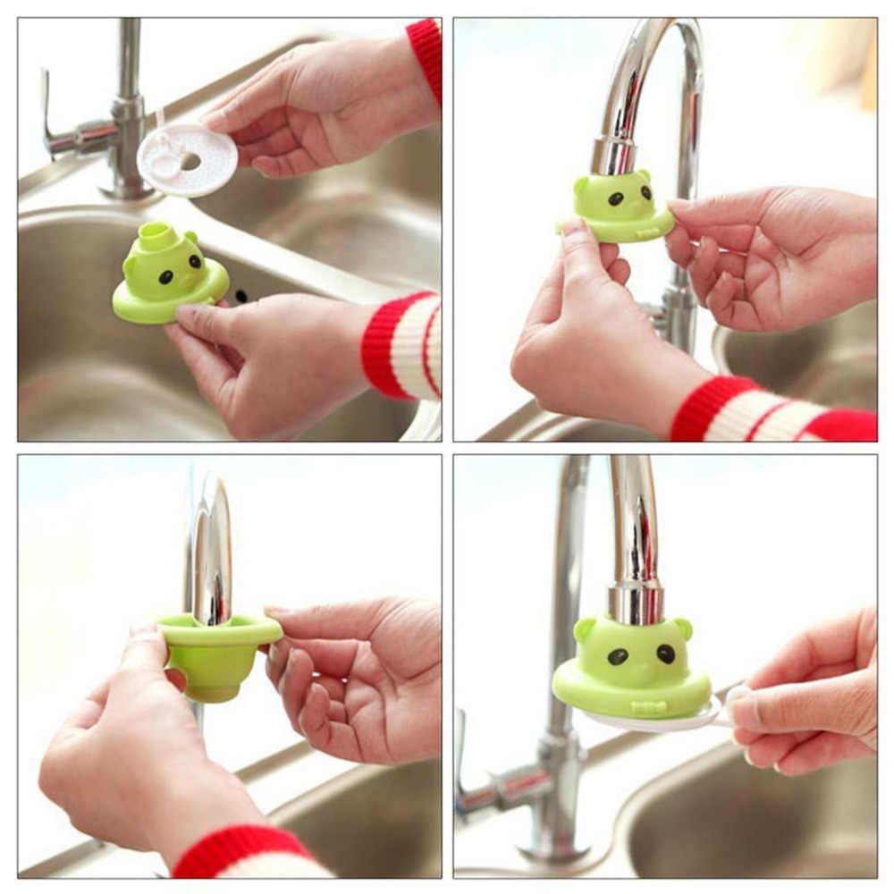 ICOCO 漫画シャワーヘッド蛇口水浄水フィルター水スプラッシュキッチンシンクアクセサリー蛇口シャワーヘッド