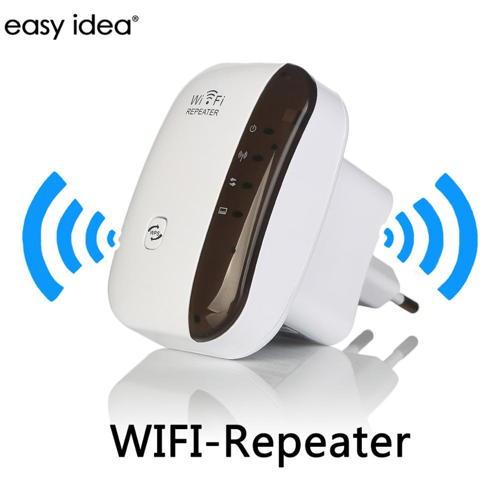 Wireless Wifi Repeater 300Mbps Wifi Extender 802.11N/B/G Wifi Amplifier Signal Booster Wi fi Repeater Access Point Wi-fi booster(China)