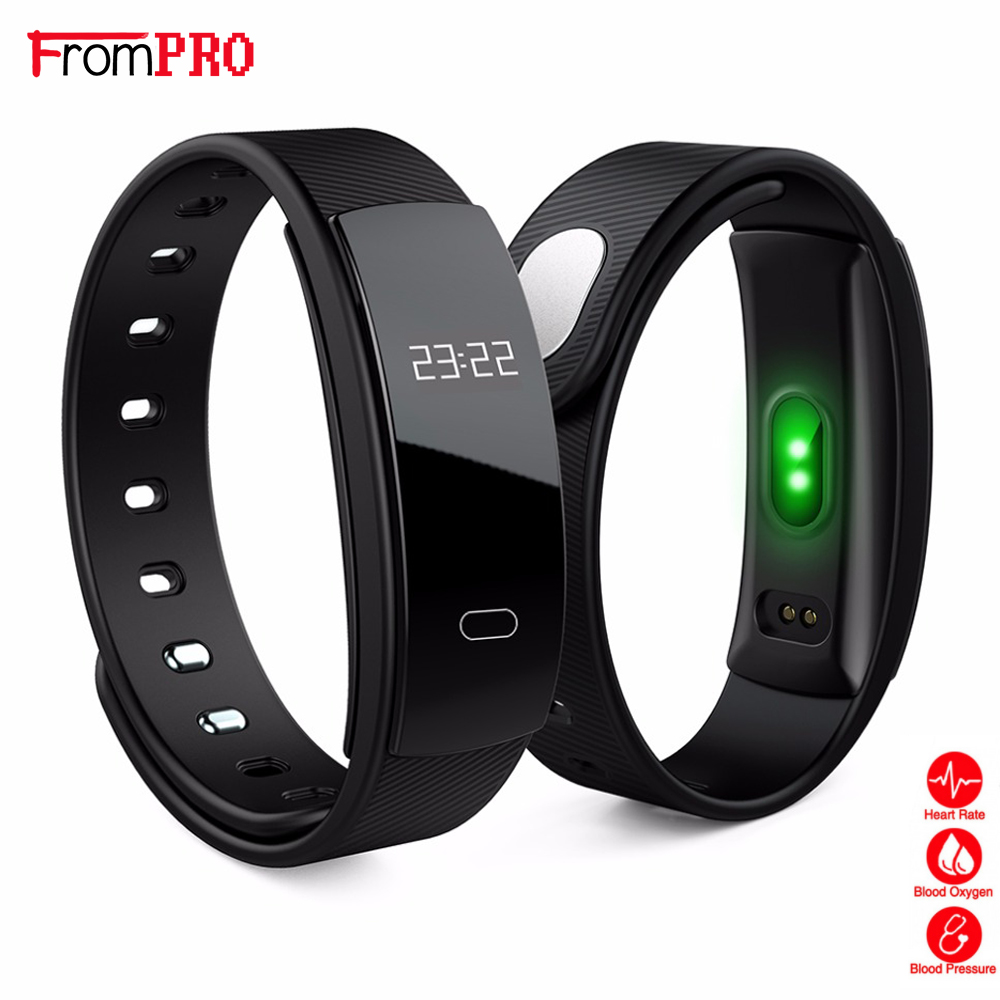 Smart Band Heart Rate Monitor Blood Pressure Monitor Smart Wristband Fitness Tracker Smart Bracelet watch for IOS Android Phone