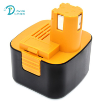NEW 12V 2.0Ah 2000mAh Replacement Power Tool Battery For Panasonic Drill EY3000, EY6000, EY7000 Series EY9001, EY9005B, EY9006B