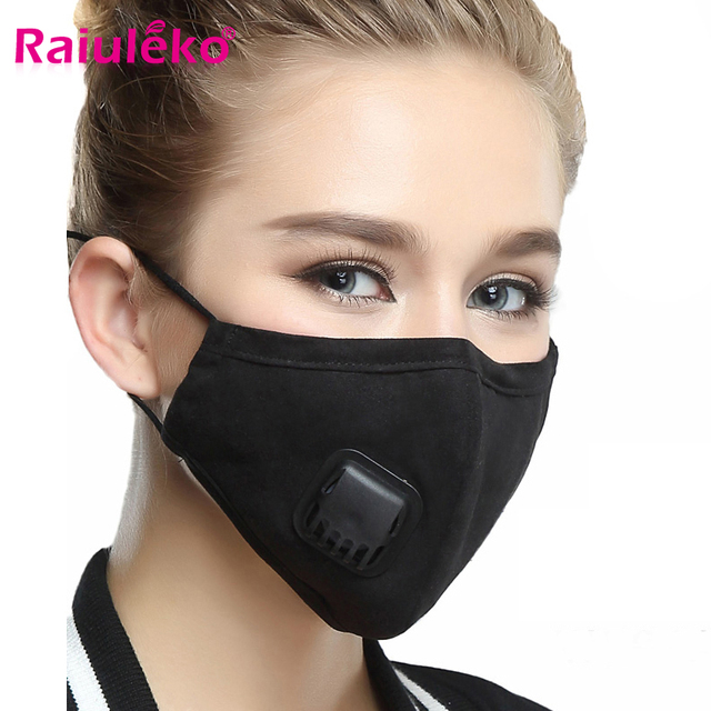 Coronavirus Filter Mask - PM2.5 Activated carbon filter