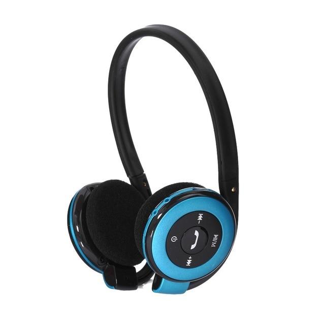 Free Shipping,Wireless Bluetooth Headset Headband,Multi Function Portable Sport Headphone,FM Micro SD Support Computer Headphone