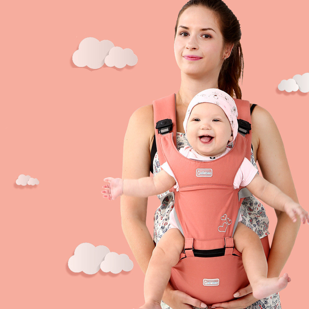New 0-36 Months Multifunction Breathable Front Facing Baby Carrier seat Infant Sling Backpack Pouch Wrap Baby Kangaroo цена 2017