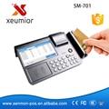 """7 """"Touch Screen Terminal Pos Android WiFi Online Cash Register Bancada de Pagamento do Negócio SmartTerminal com RFID/Wifi/3G/PSAM"""