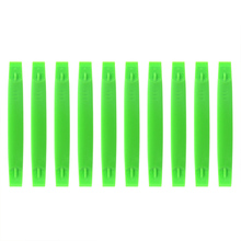 10pcs/lot 83mm cheap light Green Plastic Opening Tool Cross Crowbar DIY Spudger Cylindrical for iPhone 4 5 6S 7 Plus
