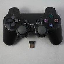 2.4 г беспроводной геймпад регулятор игры джойстик для ps3 консоли playstation 3 видео игры играть станции для pc/pc360