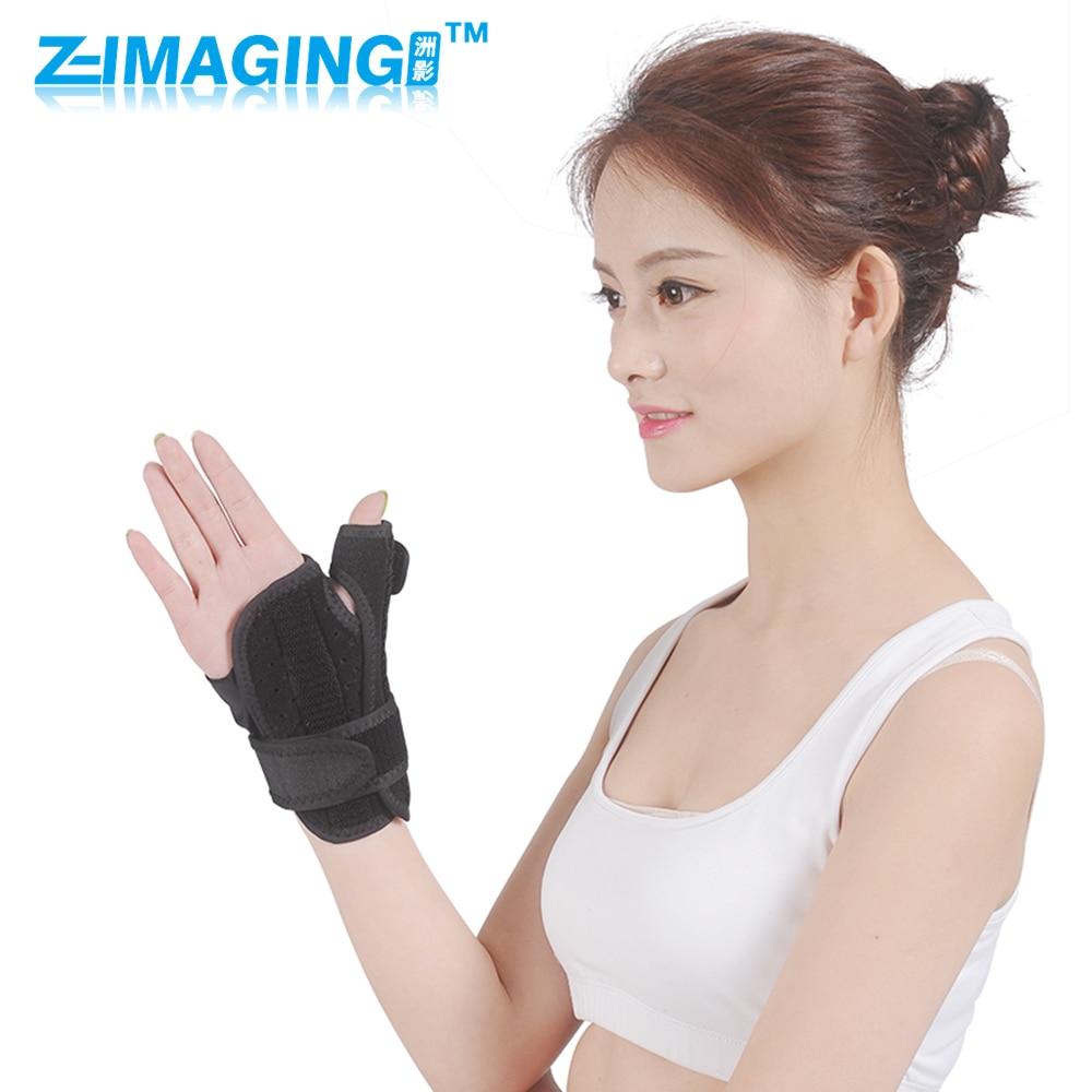 Hot Sales Bandage Orthopedic Hand Brace Wrist Support Finger Splint Carpal Tunnel Syndrome new style adjustable wrist and forearm splint external fixed support wrist brace fixing orthosis for left hand unisex s m l