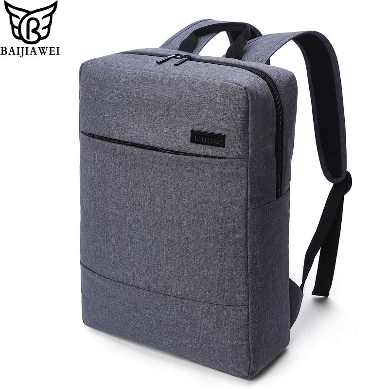 BAIJIAWEI Brand 2017 Fashion Business Backpack for Men Travel Notebook Backpack Laptop Bag 16 inch Pattern Backpack For Women 2016 augur brand fashion school backpack for men travel notebook backpack laptop bag 15inch pattern backpack for women khaki