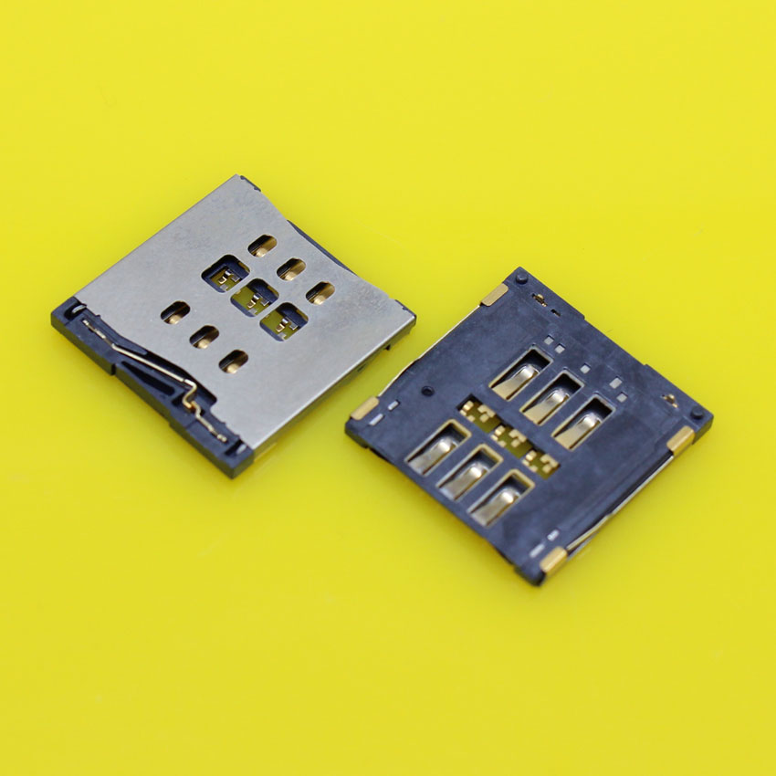 cltgxdd KA 042 for iPhone 5 5g SIM Card Slot Reader Holder