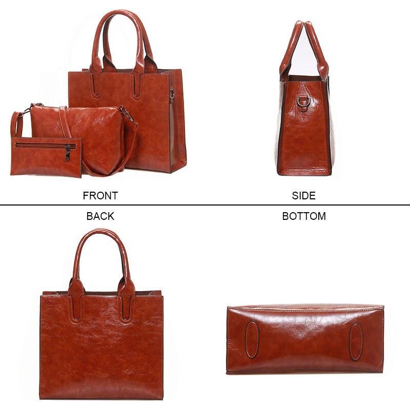 Miwind 2019 Neue Mode Leder Handtaschen Hohe Qualität Frauen Schulter Taschen Kaufen Ein Satz 6 Stück Mehr Günstigen Bolsa Feminina