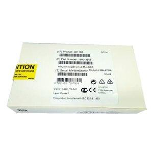 Image 3 - 100% Nova JD119B Gigabit SFP Módulo Transceptor DDM 1000Base LX, SMF, 1310nm 10 km Precisa de mais fotos, entre em contato comigo