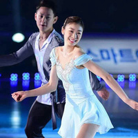 CUSTOM MADE TO FIT FIGURE ICE SKATING DANCING BATON TWIRLING COSTUME Color Can Be Chosen By