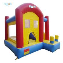 Factory Price Inflatable Small Bouncer Bounce House with Slide
