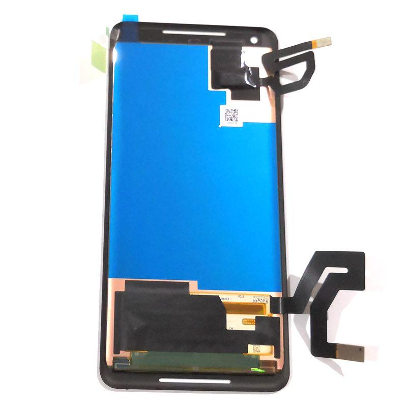 6,0 Amoled для Google Pixel 2 XL ЖК Экран дисплея + Touch Стекло планшета Ассамблеи Запчасти для авто для pixel 2XL ЖК