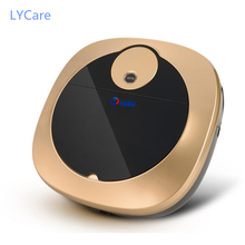 Intelligent Robotic Vacuum Cleaner Self-Charging & Side Brush for Home Remote Control Household Robot