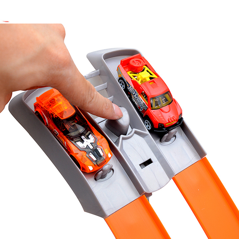 aliexpresscom buy hot wheels super track pack model cars kids plastic metal car toys hot wheels car models gift for kids free shipping y0276 from