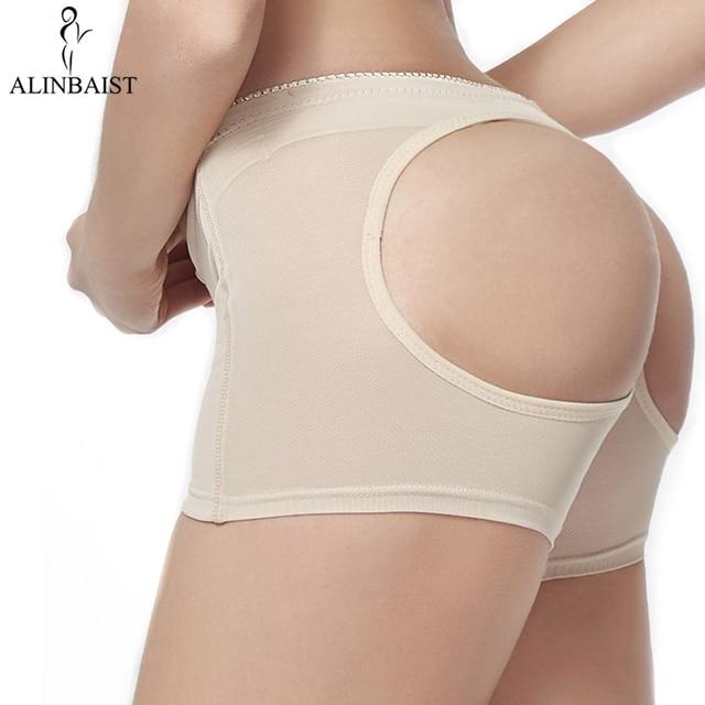 fe60c1035 Sexy Shapewear Butt Lift Panty Body Shaper Tummy Control Booty Lifter  Panties Butt Buttock Enhancer Underwear Boyshorts Slimmer
