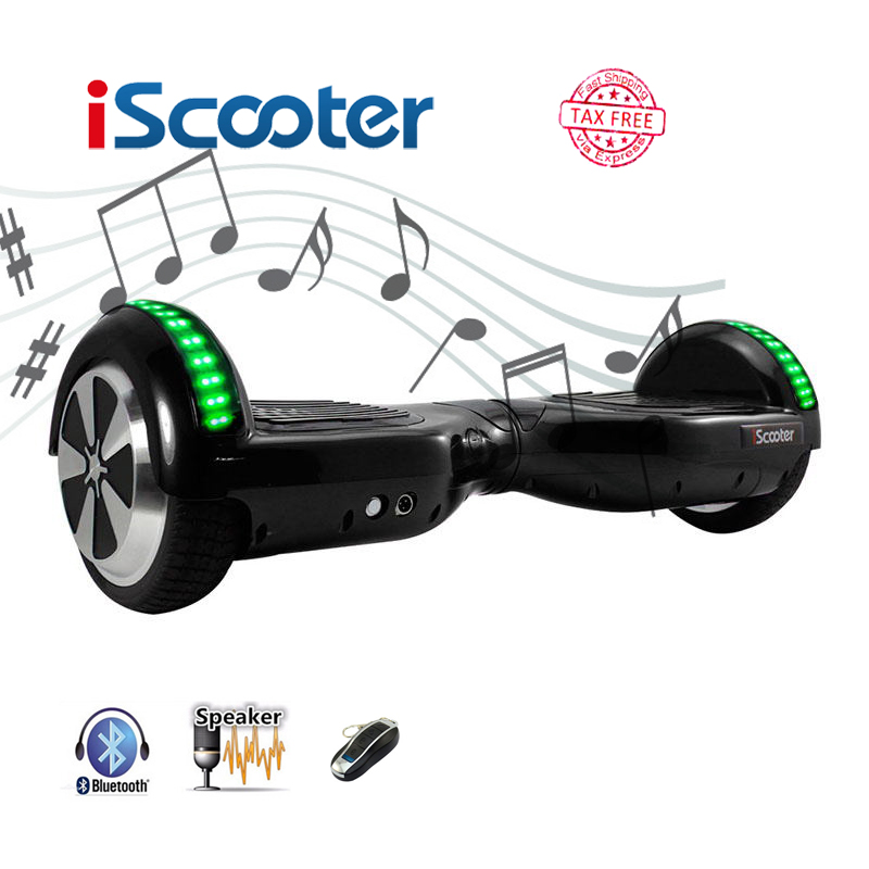 iscooter hoverboard bluetooth electric skateboard. Black Bedroom Furniture Sets. Home Design Ideas