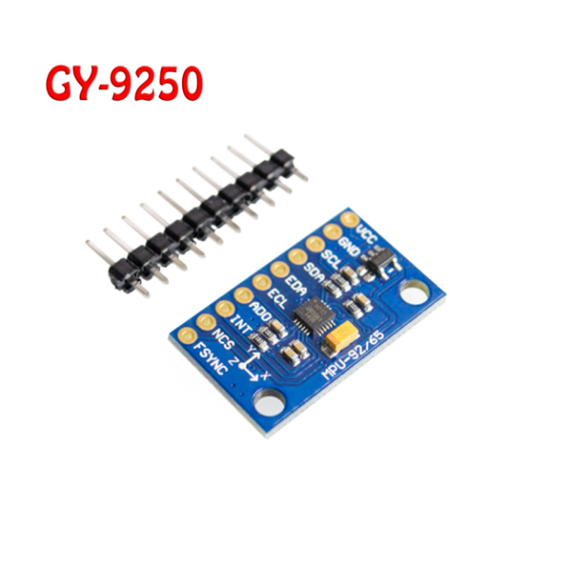 5pcs/lot MPU-9250 GY-9250 nine axis sensor module I2C/SPI communication
