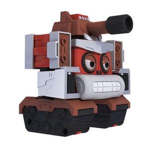 Image 5 - Yüksek kaliteli ABS eğlenceli Larva dönüşüm oyuncaklar aksiyon figürleri deformasyon araba modu ve Mecha mod doğum günü hediyesi
