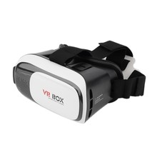 2016 Google Cardboard VR BOX II 2.0 Version VR Virtual Reality 3D Glasses For 3.5″ – 6.0″ Smart Phone