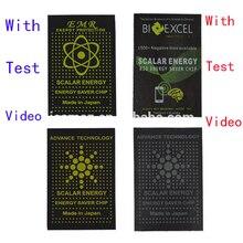 50 adet EMR Skaler Enerji Telefonu Sticker Anti Radyasyon Çip Kalkan Sağlık Tutmak Dizüstü Anti EMP EMF Koruma Hamile kadın
