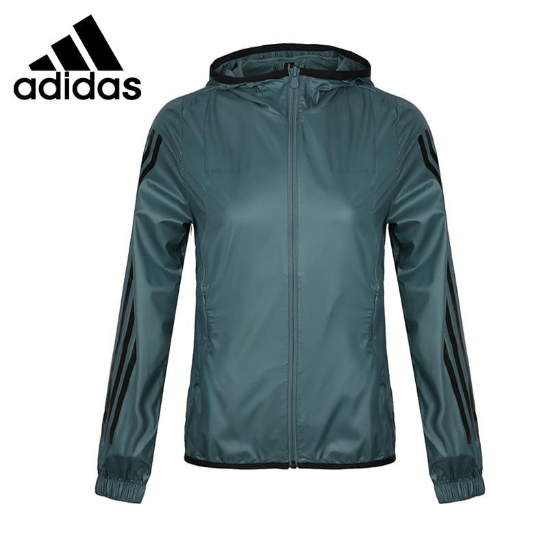 Original New Arrival 2018 Adidas Neo Label W CS 3S WB Women's jacket Hooded Sportswear original new arrival 2018 adidas neo label w wb clr blck women s jacket hooded sportswear
