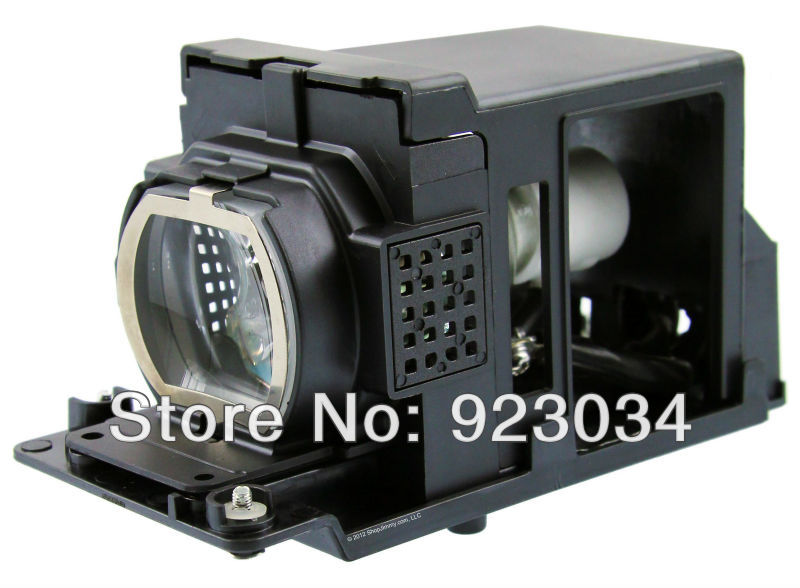все цены на Projector Lamp with housing  TLP-LW12  for  TLP-X300 TLP-X3000 TLP-X3000UTLP-XC3000  original projector bulbs онлайн