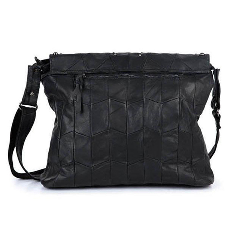 ombro fêmea sacolas bolsa rebite Ocasião : Versátil