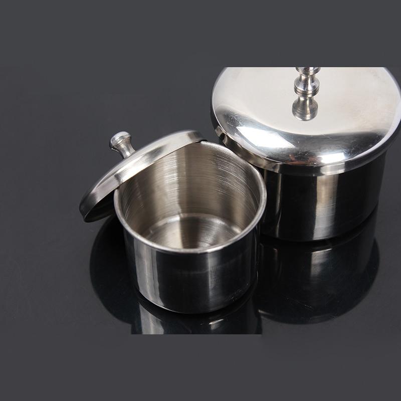 1 Set 3PCS Nail Art Equipment Mini Paslanmayan Dekorasiyalar Akril - Dırnaq sənəti - Fotoqrafiya 5