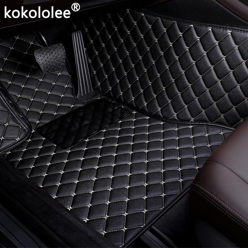 Kokololee Car Floor Mats For Acura MDX RDX ZDX RL TL TLX