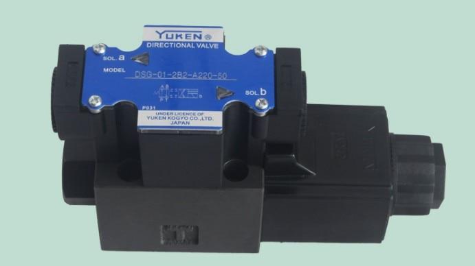 YUKEN hydraulic valve DSG-01-2B3-A240-50 high pressure valve high quality hydraulic valve dg4v 3s 0b vm u h5 60