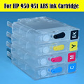 С чипом ARC Show Ink Level для HP950 951 многоразового использования чернильный картридж для HP Officejet Pro 8100 8600 8630 8620 8640 принтер