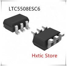 NEW 10PCS/LOT LTC5508ESC6 LTC5508E LTC5508 5508 MARKING LAAD SC70-6 IC
