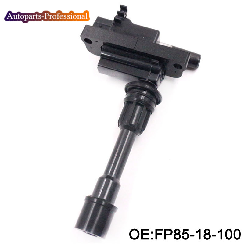 FP85 18 100 FP8518100 New Ignition Coil For Mazda 323 BJ Premacy CP MX5 Ford Laser KQ FP FS 1.8L 2.0L FP85 FP8518100A FP8518100B
