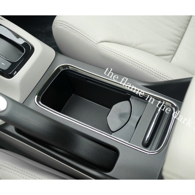 lsrtw2017 abs car cup frame trim for honda civic 2012 2013 2014 2015 9th civic