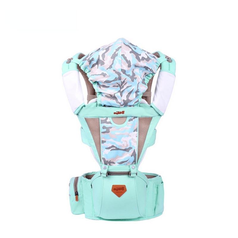 Nouveau multi-fonction doux confortable respirant porte-bébé fronde hipseat enfant en bas âge sac à dos enfants sacs à dos garçons filles fronde - 4