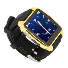 Wasserdichte Bluetooth Smartwatch Android Smartphone Uhr für Android und IOS Mit Schlaf monitor/Schrittzähler Bluetooth Armbanduhr