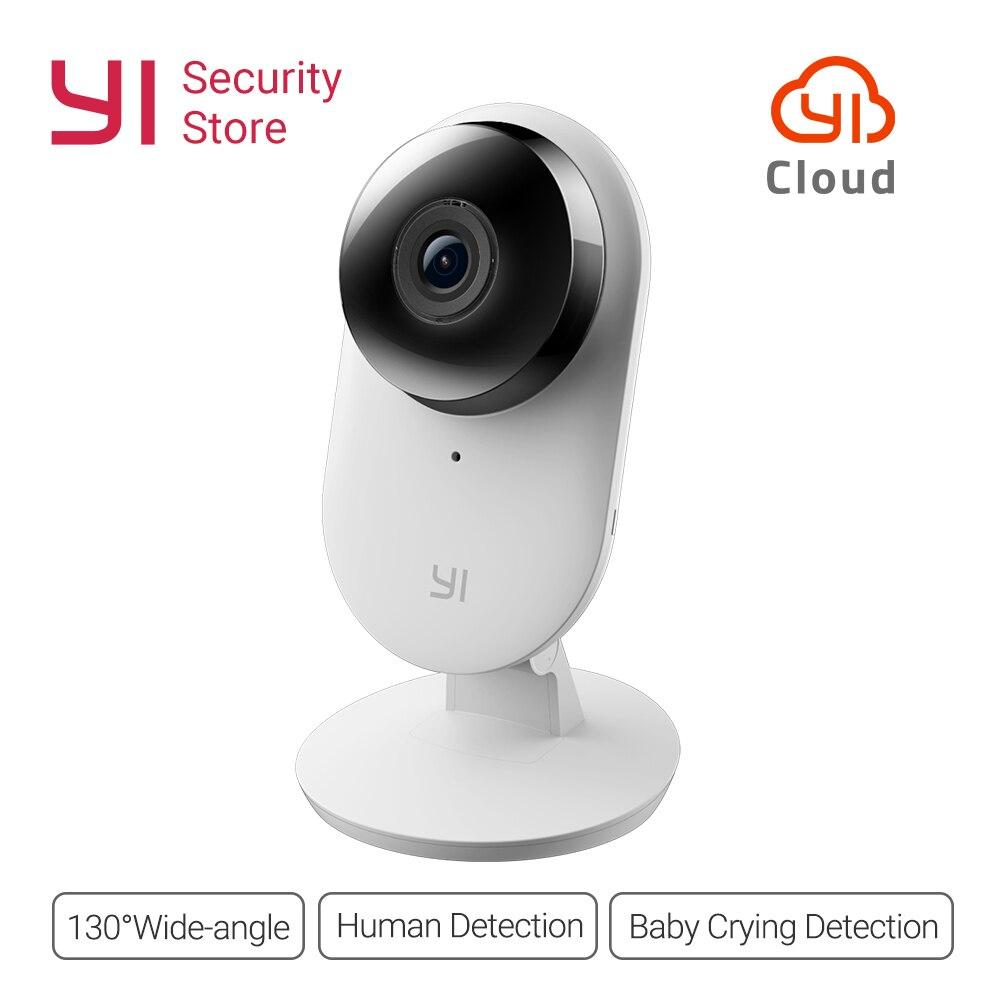 Yi Maison 2 Caméra 1080 p FHD IP Caméra Night Vision Sécurité Mini Cam Caméra Hibou Sans Fil CCTV WIFI International version CMOS