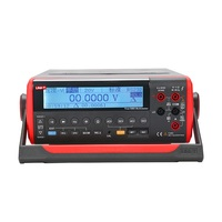 UNI T UT805A Bench Type Digital Multimeters 199999 Counts True RMS Auto Range Meters Volt Amp Ohm Cap.HZ Meter With USB RS232