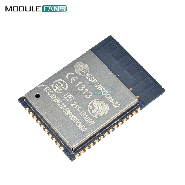ESP8266 ESP32 ESP-32 ESP32S ESP-32S ESP-WROOM-32 Bluetooth WIFI Module Dual Core CPU With Low Power Consumption MCU