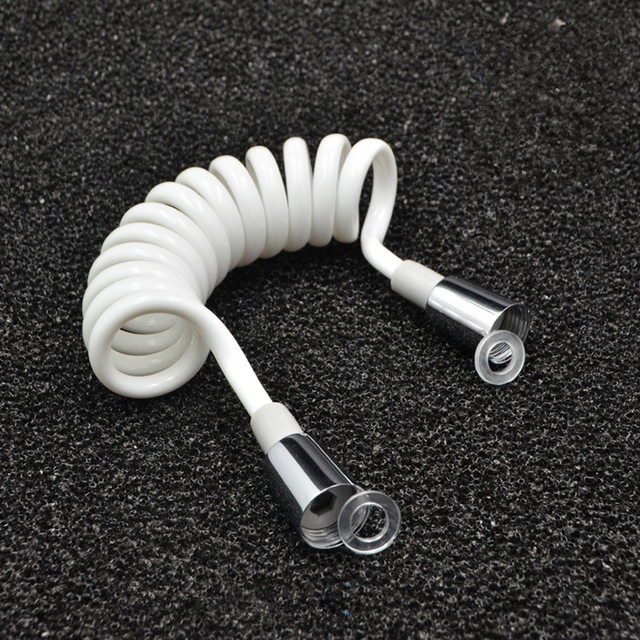 Brand New Soft Flexible Plumbing Hose Cable Spiral Water Supply for ...