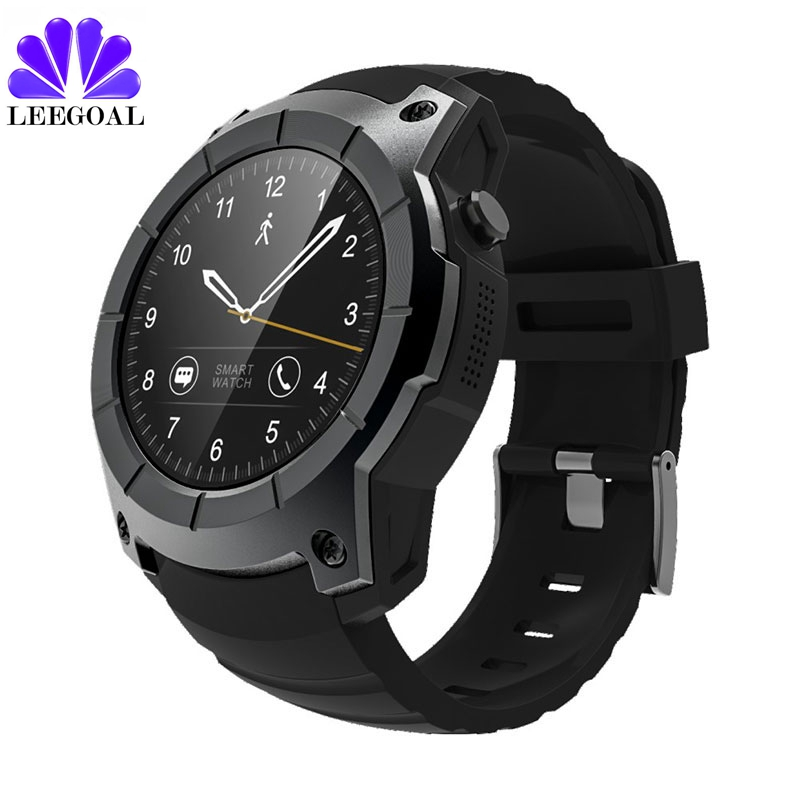 GPS S958 Smart Watch Waterproof Heart Rate Monitor Sport 2G SIM Card Calling All Compatible Smartwatch For Android IOS Cellphone s958 gps smart watch heart rate monitor sport ip68 waterproof support sim card bluetooth 4 0 smartwatch for android ios phone