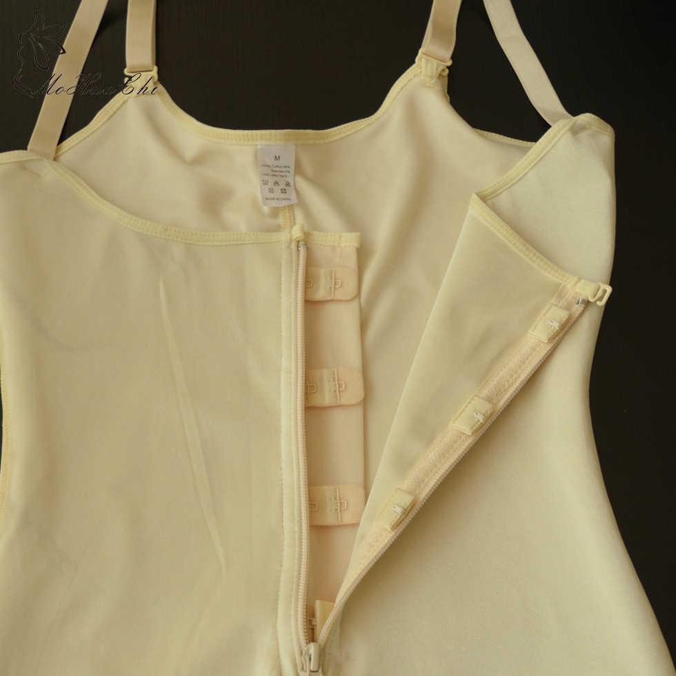 MoHuaChi ملابس داخلية الخصر التخسيس المشكل مشد التخسيس ملخصات بعقب رافع النمذجة حزام محدد شكل الجسم ملابس داخلية النساء ارتداءها