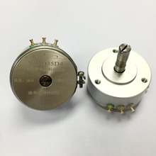 Potenciómetro de plástico conductivo WDD35D4 5K WDD35D 4 0.5% 5K OHM 2W
