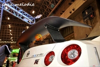Top quality real Carbon fiber Car rear trunk spoiler For Nissan GTR R35 2008 2016, drilling needed
