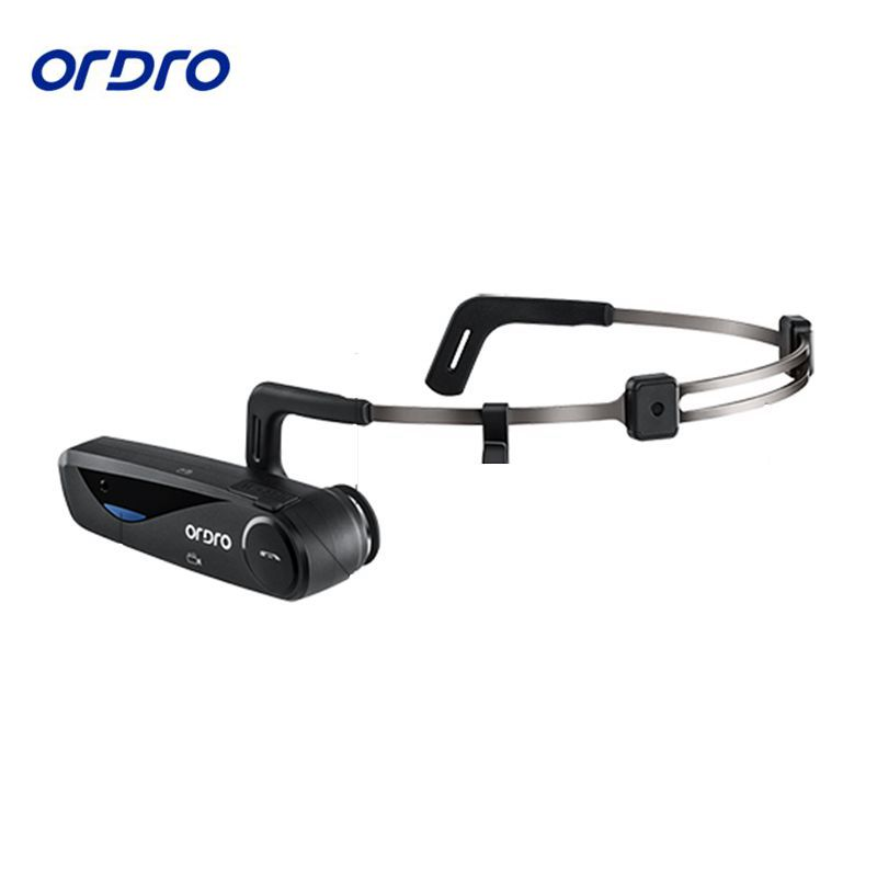 NEW Ordro EP5 Digital Camera 1080P HD Bluetooth Sports Video Camera Cycling Recorder Touch Control listen music WiFi Share Vide ep5 20pcs lot mini dv headphone sport camera bluetooth headset video recorder run ride video camera listen to music