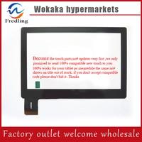 Neue touchscreen Func Master-02 5 ''Multitouch Spiel Spieler Touch Panel Glas Digitizer Sensor Ersatz Kostenloser Versand