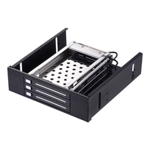 Uneatop ST5532 3-Bay 2.5 inch SATA HDD/SSD Mobile Rack Enclosure