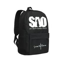 Sword Art Online  Backpacks  Bag